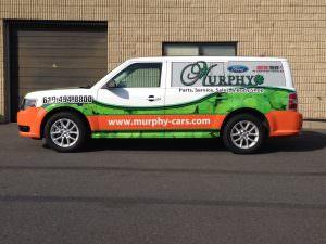 Best Vehicle Wraps Boulder, CO | Commercial Wraps & Graphics