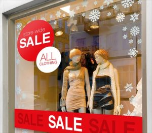 Brighton Window Signs & Graphics promotional sign 2 300x262